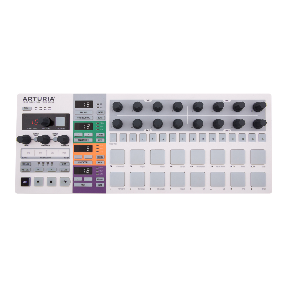 Arturia BEATSTEP PRO [!] [Specials! Per quantity Limited Manufacturer Refurbished]