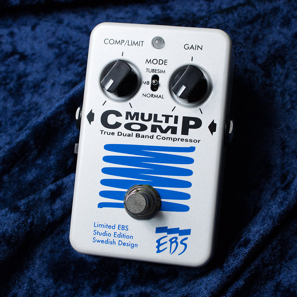 EBS Multi Comp 30th Anniversary Limited Pearl White Edition