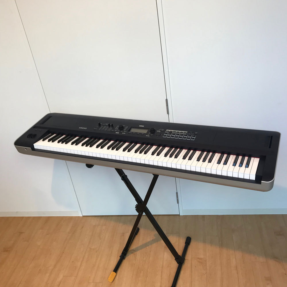 [Exhibit Sale of one limited!] KORG KROSS2-88 []