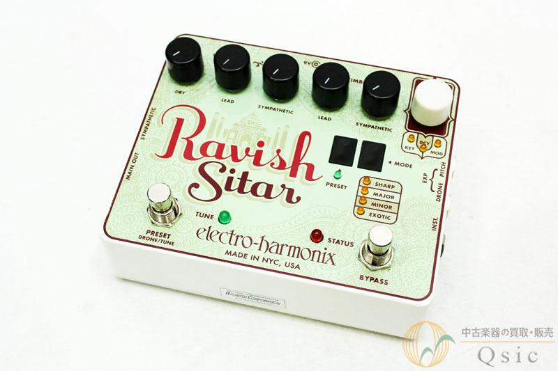 Electro-Harmonix Ravish Sitar [XE424]