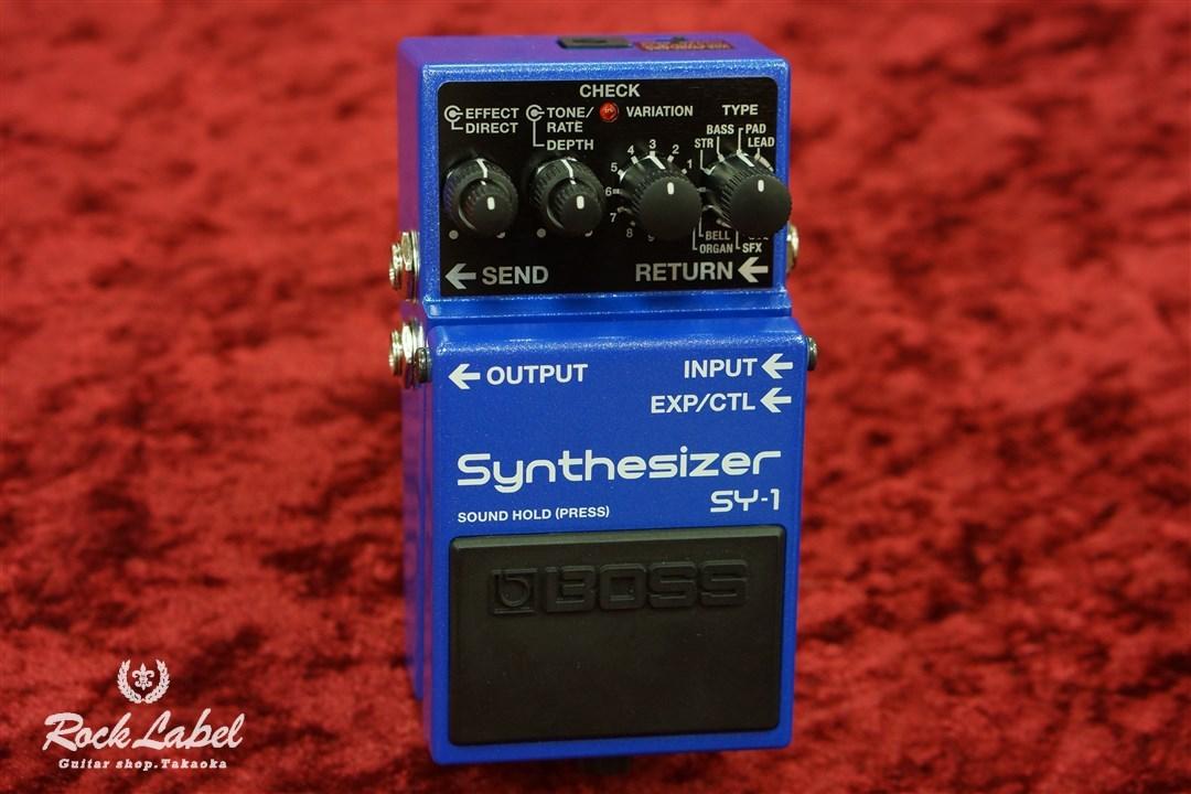 BOSS SY-1 - Synthesizer