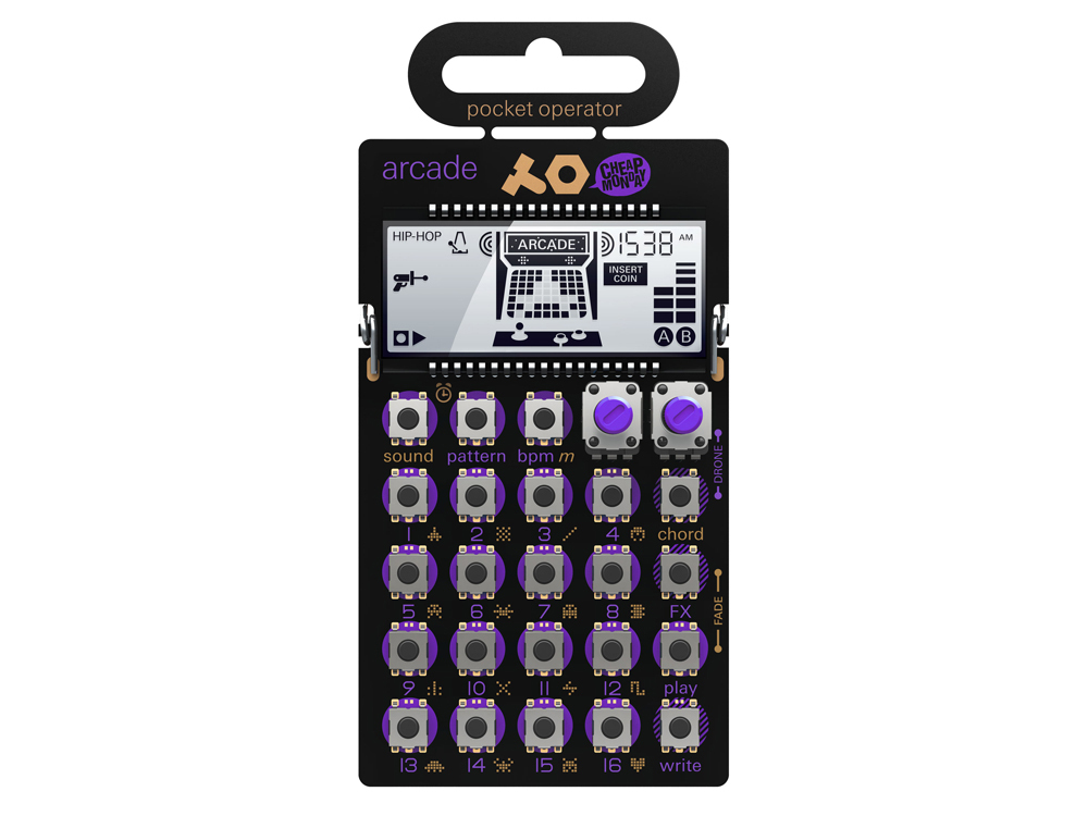 Teenage Engineering PO-20 arcade - instant delivery possible]