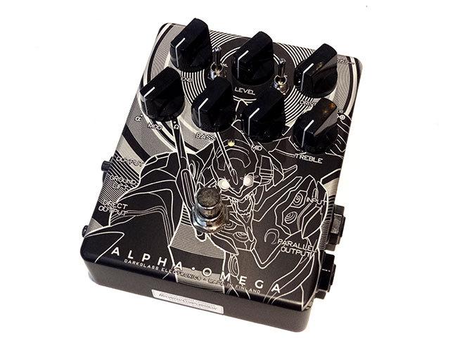 Darkglass Electronics Alpha Omega Japan Limited (EVA first unit ver.)