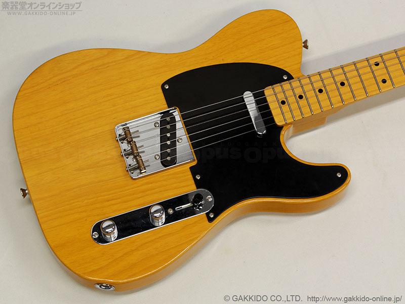 K.Nyui Custom Guitars KNTE # 7XX [Vintage Natural] [outlet bargain] [stock disposal Sale]