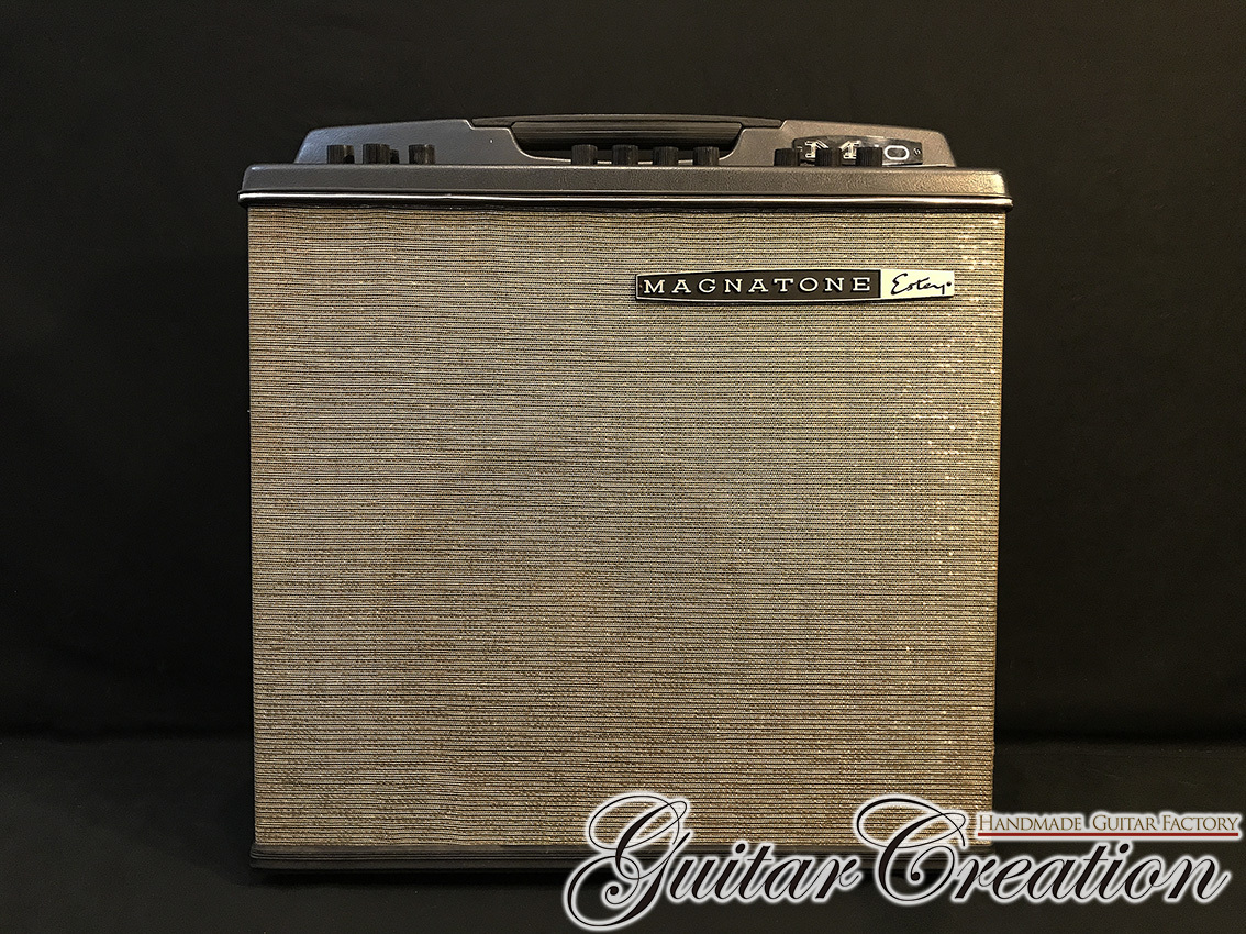 MAGNATONE Custom Series M10A 1965年製【The Wrecker】2-Channel 38-Watt 1x12