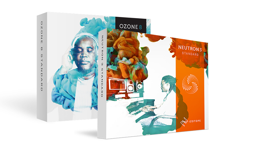 iZotope Mix&Master Bundle(Ozone8 Std + Neutron3 Std)【ダウンロード・代引き不可】