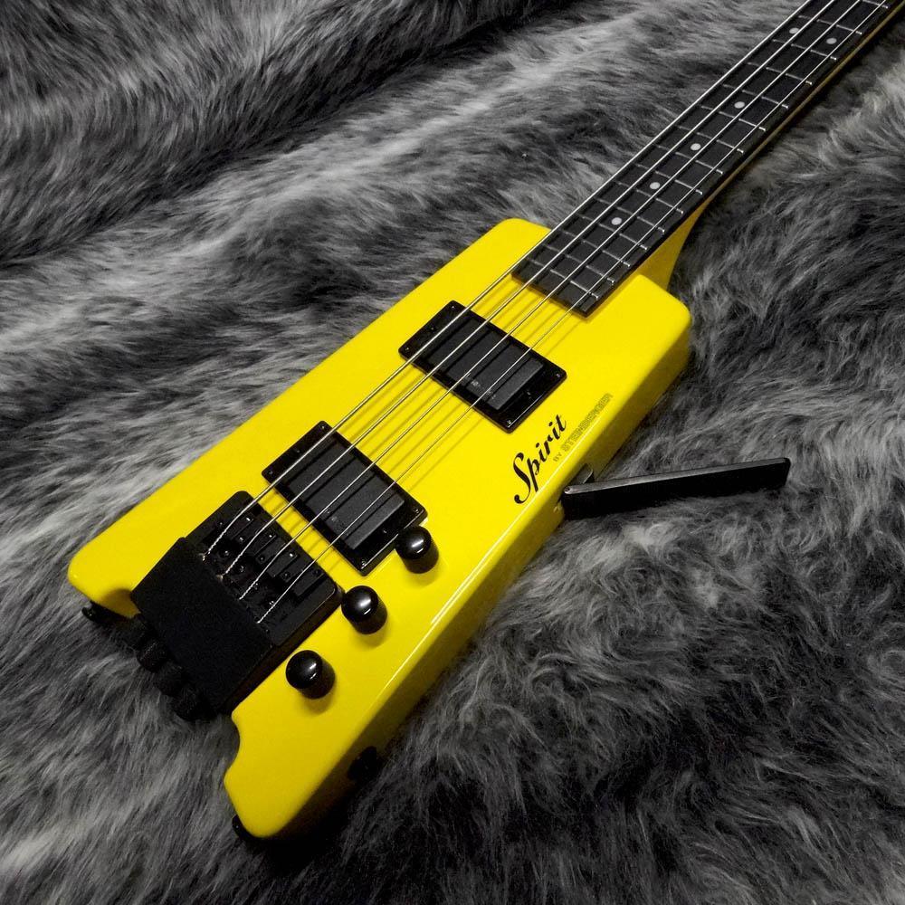 Steinberger Spirit XT-2 Standard Bass Hot Rod Yellow