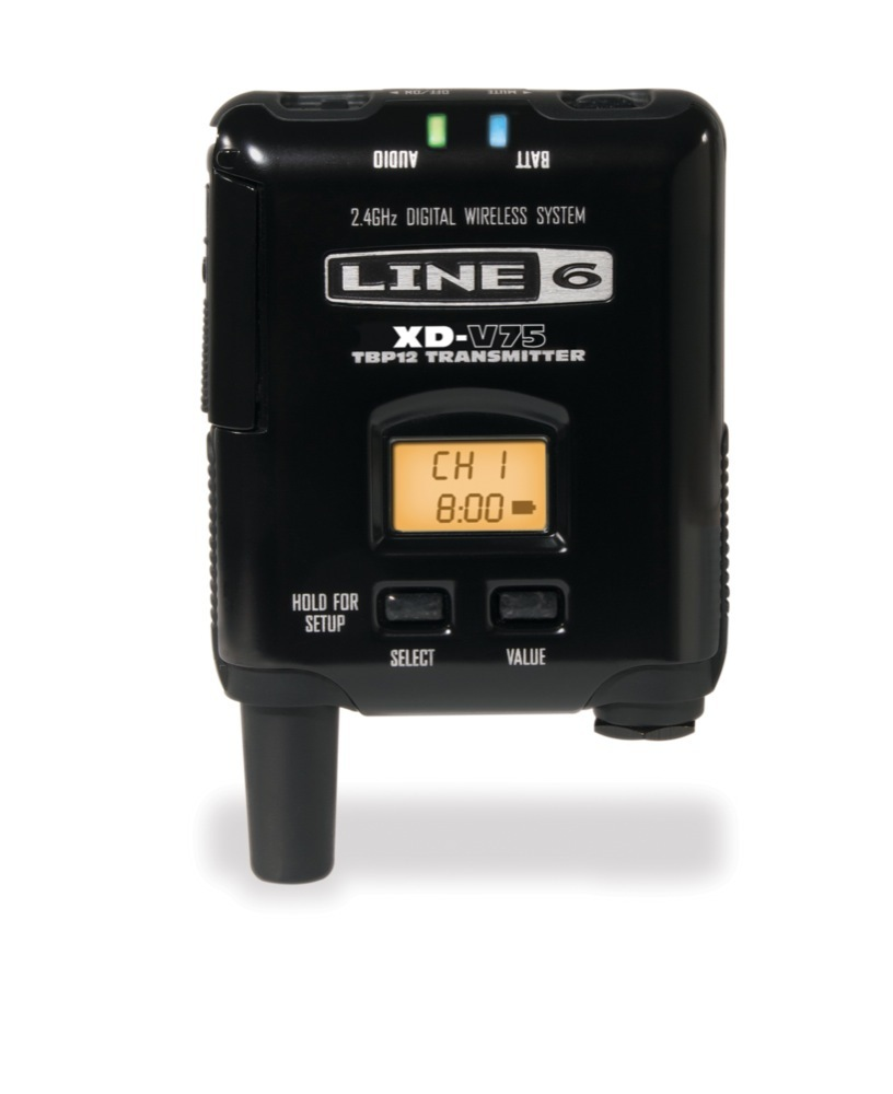 LINE 6 V75-BP [one limitation of the new Specials!] []