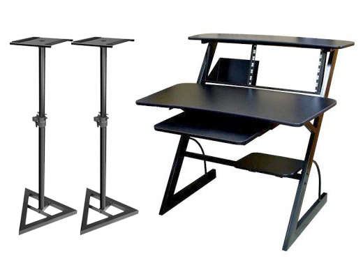 Pro Style KWS-16B (Home Recording Table) production complete price down! Further speaker stand gift!]