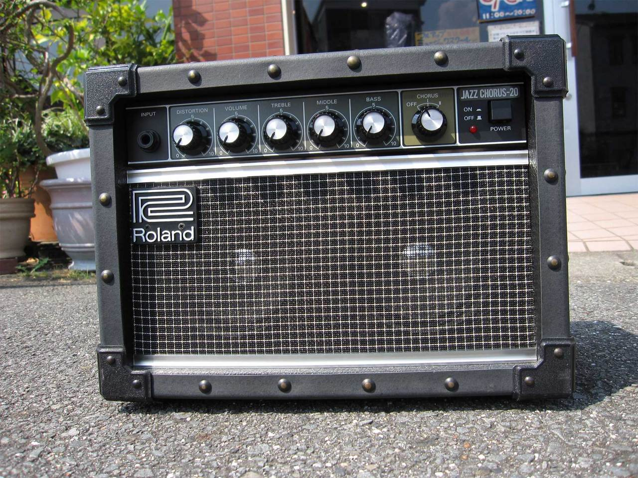 Roland JC-20 MADE IN ITALY