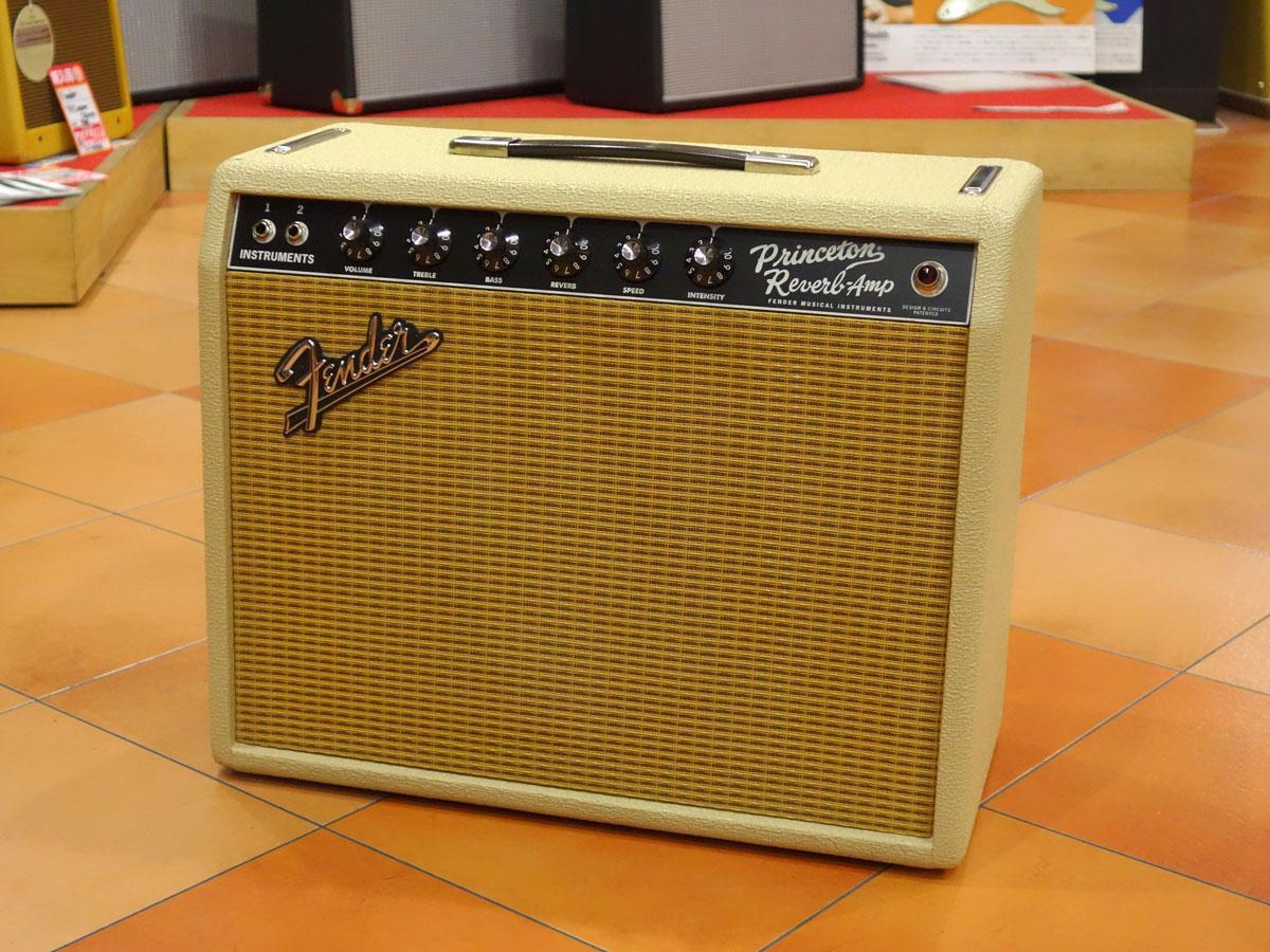 Fender USA Limited Edition 65 Princeton Reverb Dirty Blonde