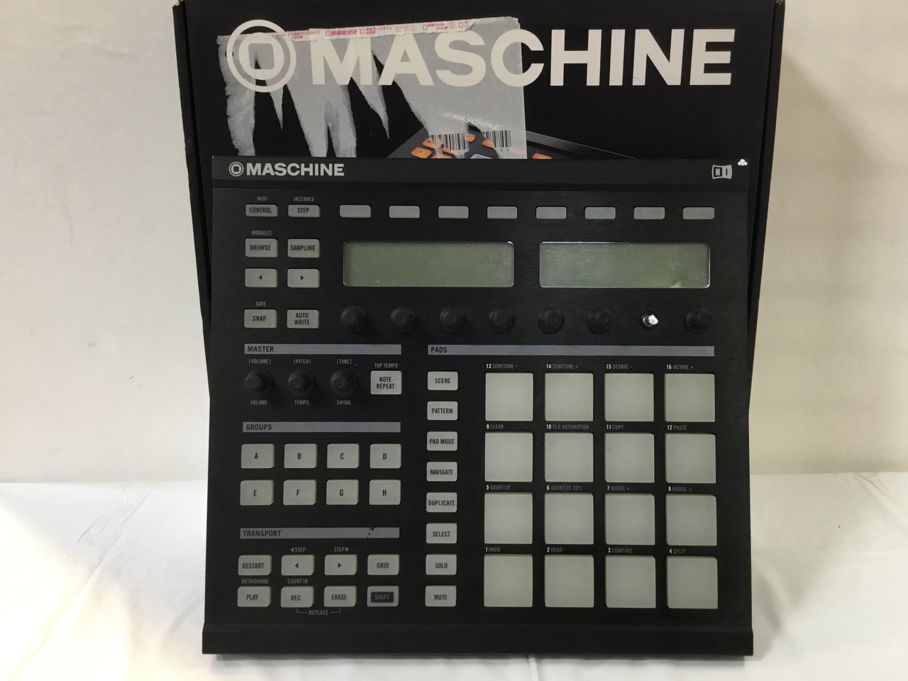 NATIVE INSTRUMENTS MASCHINE (software not included)