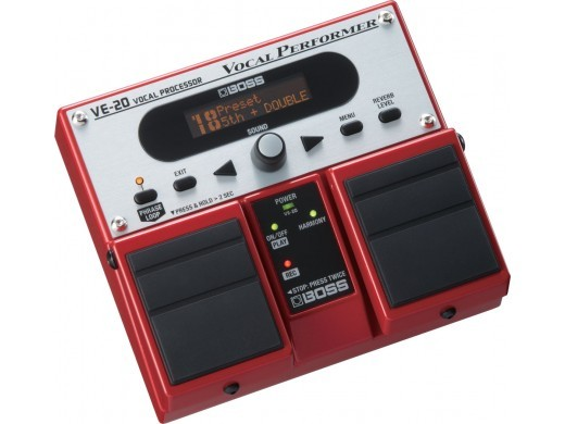 BOSS VE-20 [popular vocal effector!] []