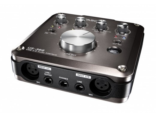 Tascam US-366-CU [in Cubase LE included! Reservation accepted] []