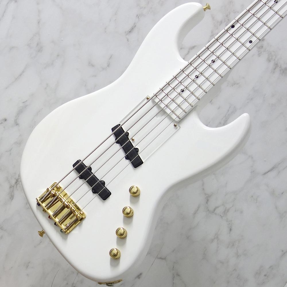 Moon JJ-5 Larry Graham Model【「36回」まで分割手数料無料!!】