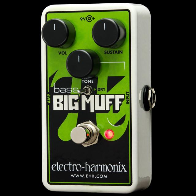 Electro-Harmonix Nano Bass Big Muff Pi [bargain sale special price!]