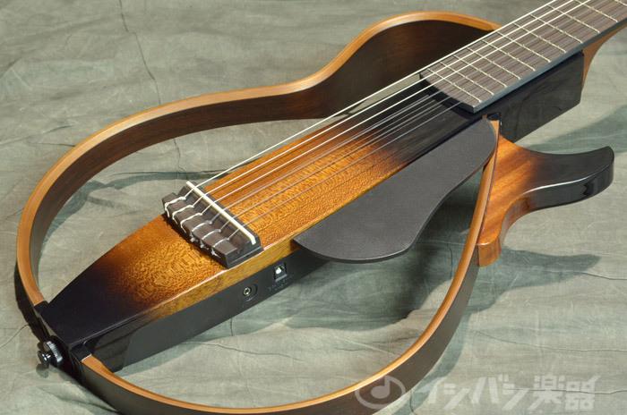 YAMAHA SLG-200N TBS サイレントギター 【横浜店】