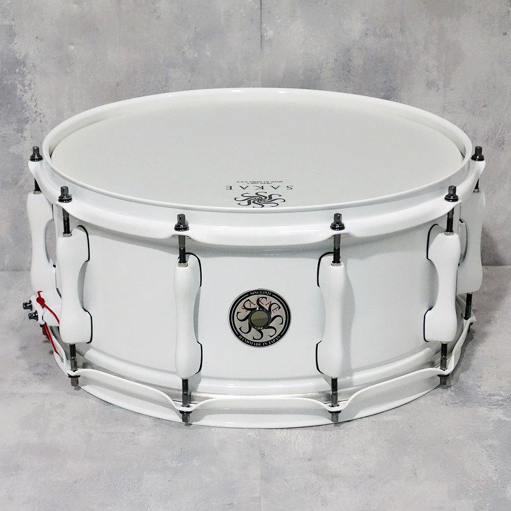 SAKAE SDM1465BR-White | Burasusunea [SAKAE snare final bargain basement !! 50% OFF !!!!]