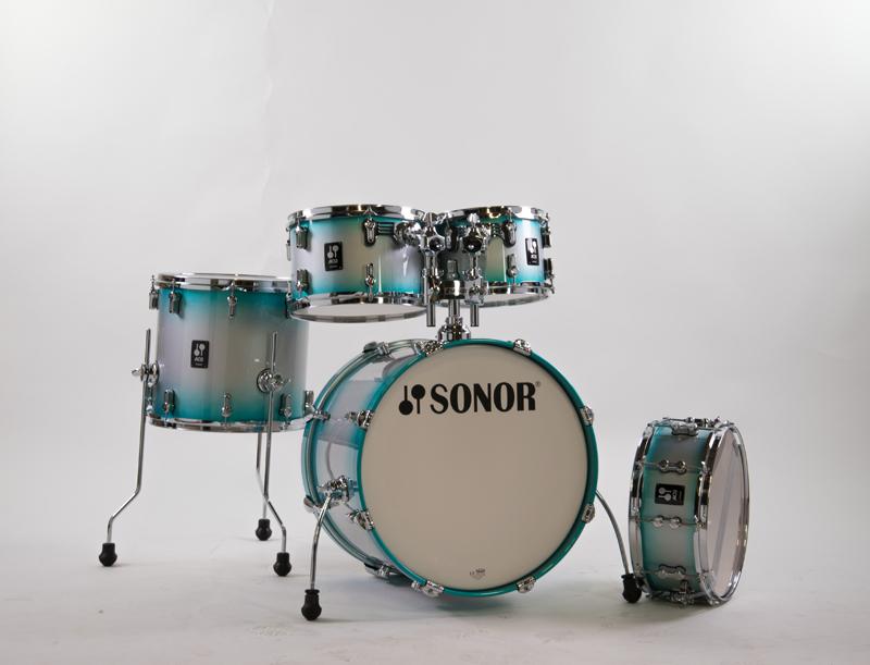 Sonor AQ2 STUDIO Set lacquer finish [SONOR drum new series!] [!]