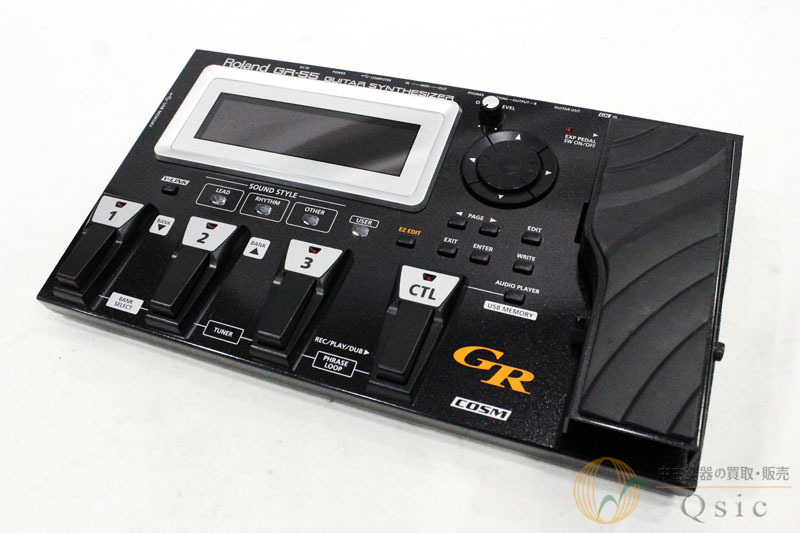 Roland GR-55 BK made 2013 [OF078]