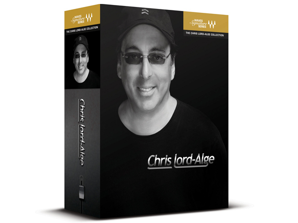 WAVES Chris Lord-Alge Signature Series - Limited Promo sale] [delivery scheduled later 11/23]