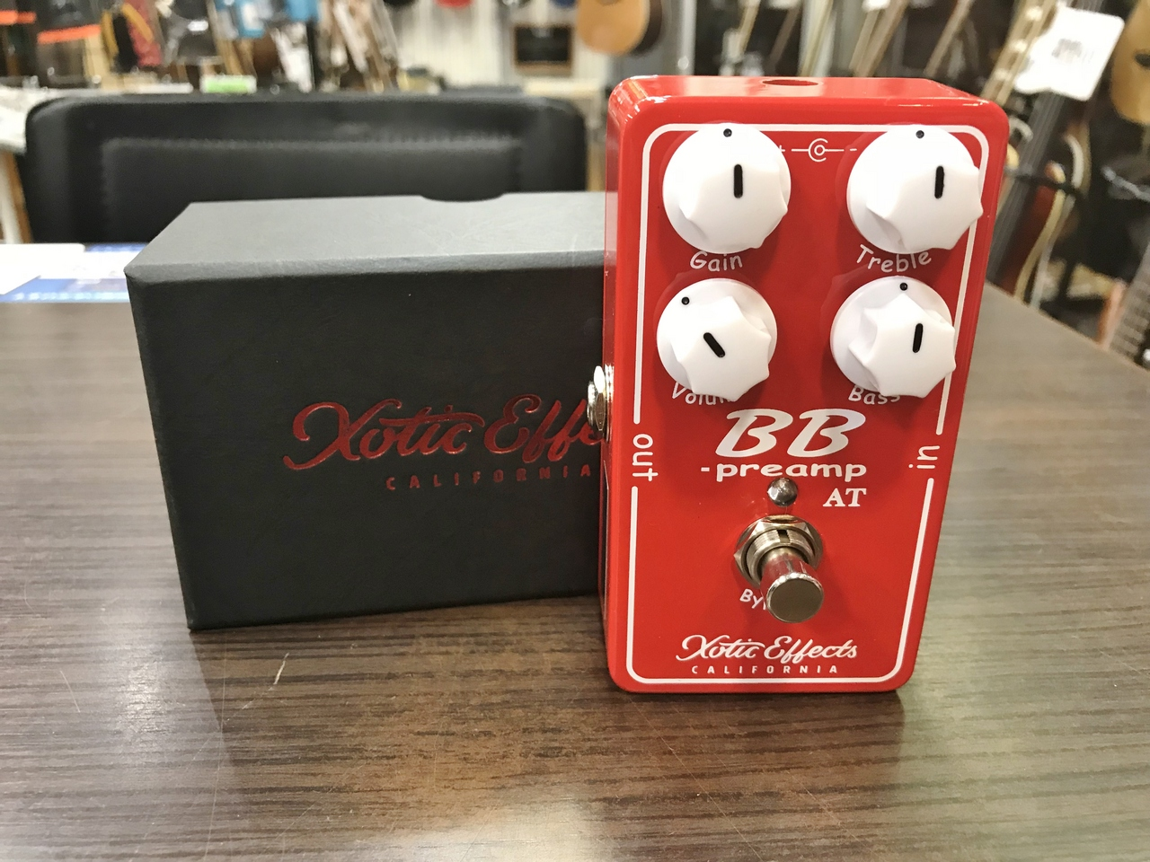 Xotic BB Preamp 2017 Andy Timmons Edition [used beauty goods] [overdrive]