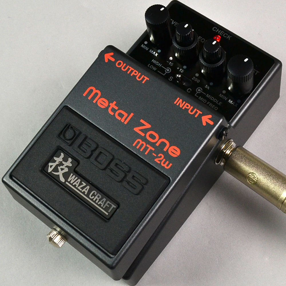 BOSS MT-2W / Metal Zone Technical WAZA CRAFT - instant delivery possible]