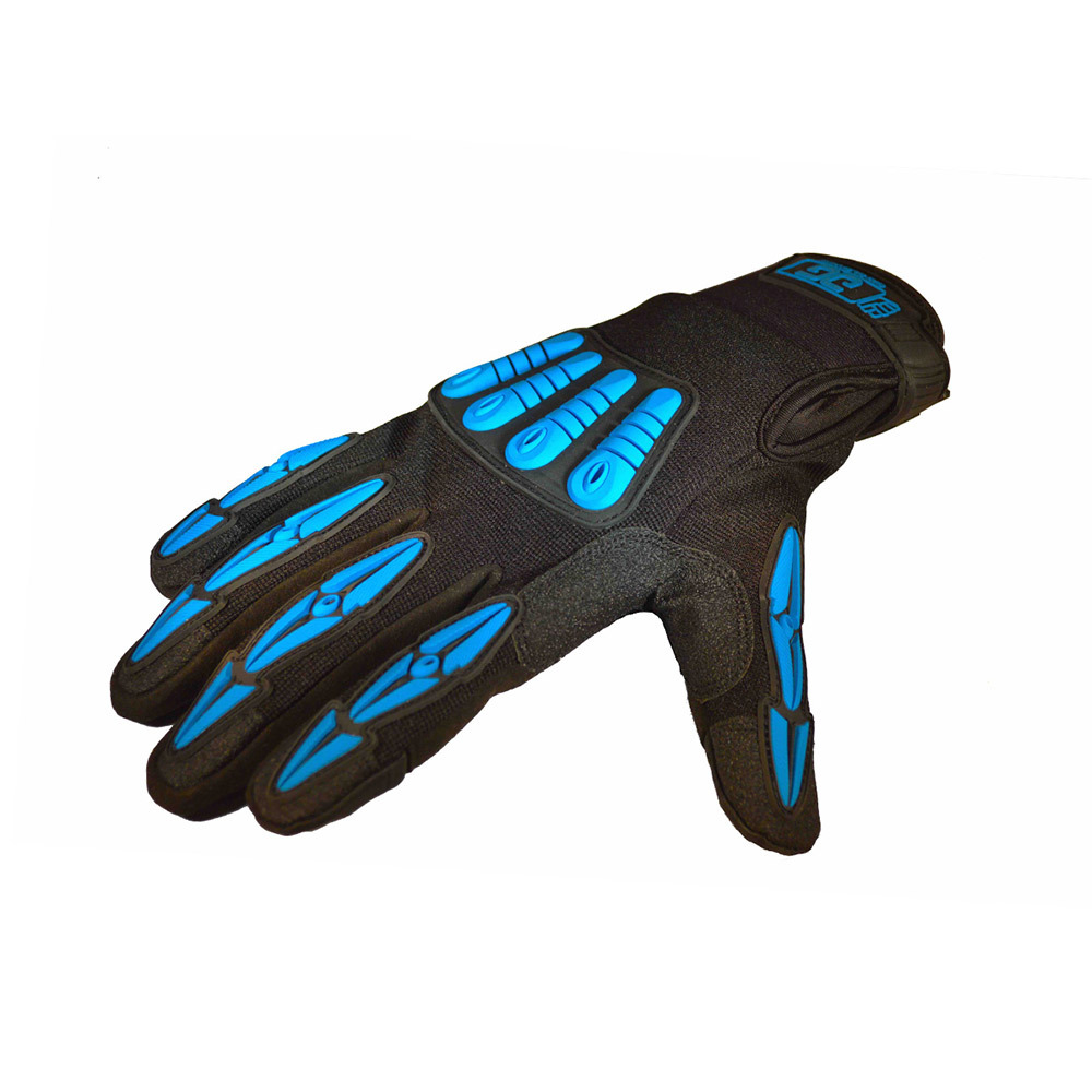 GiG Gear THERMO GIG GLOVES (Black/Blue) X-Large グローブ