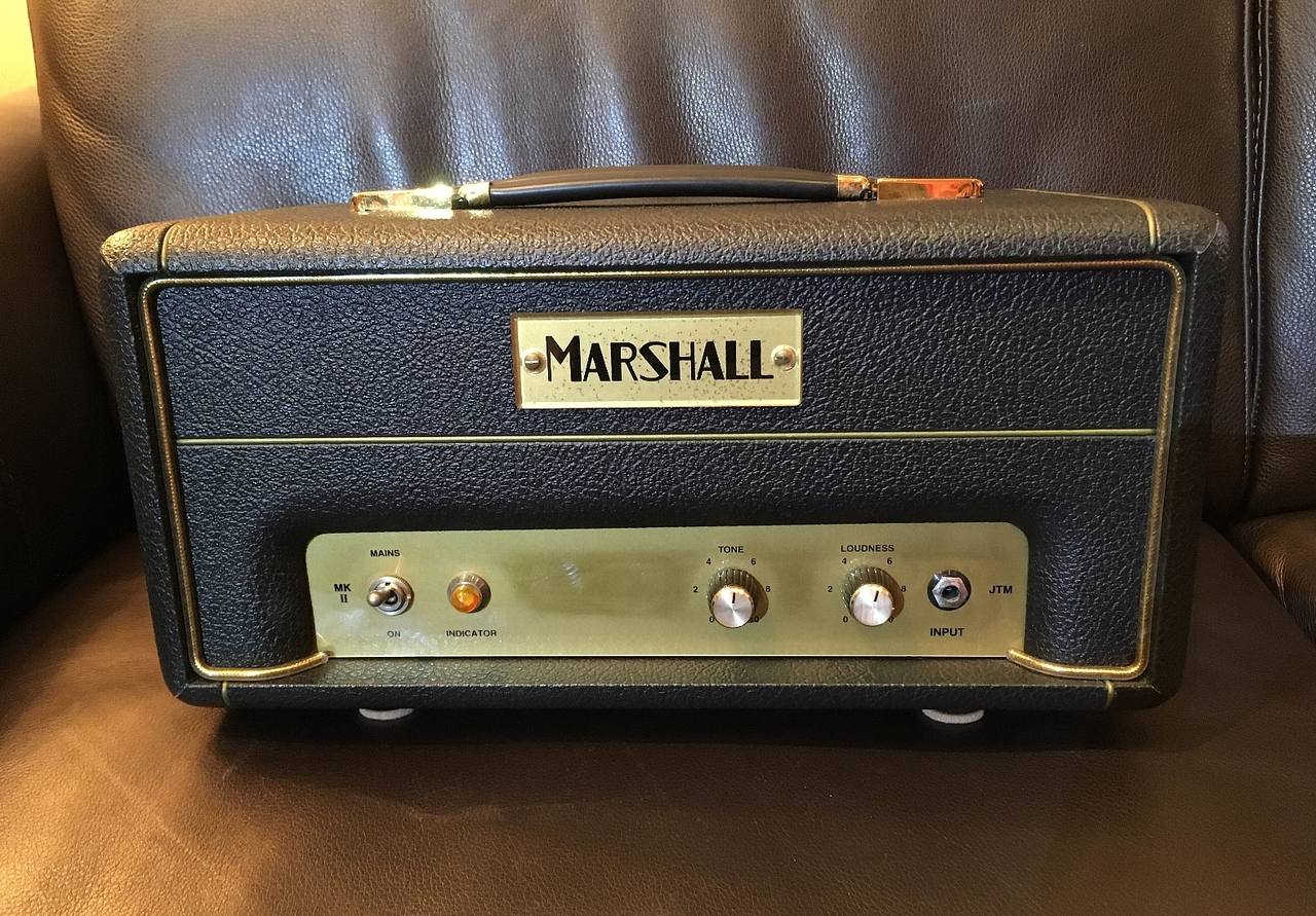 Marshall JTM-1H 50th Anniversary 2012