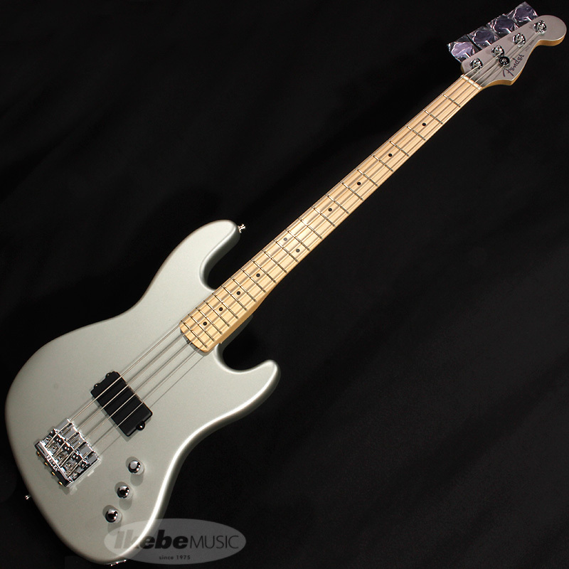 Fender Flea Signature Active Jazz Bass (Satin Inca Silver) 【即納可能】