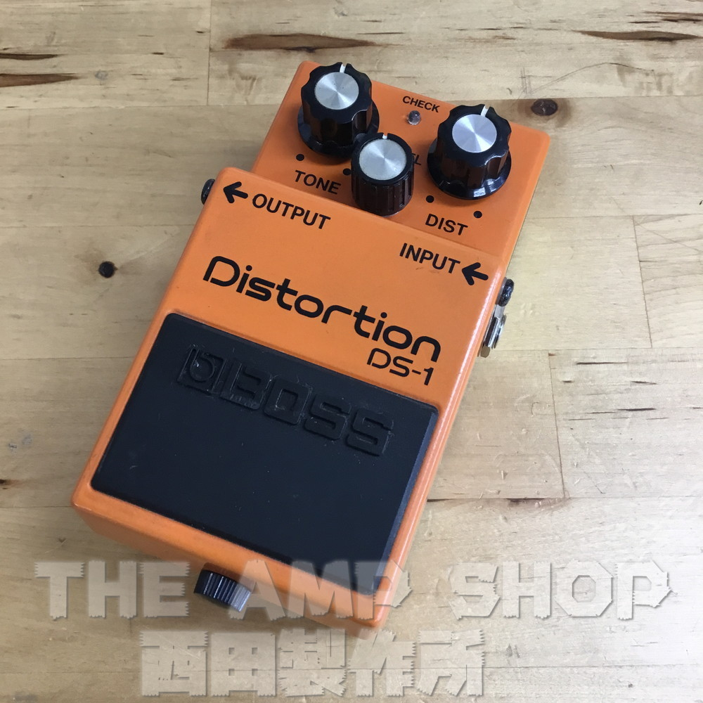 "BOSS DS-1 Distortion 西田製作所Special ""ちょい足し""mod"