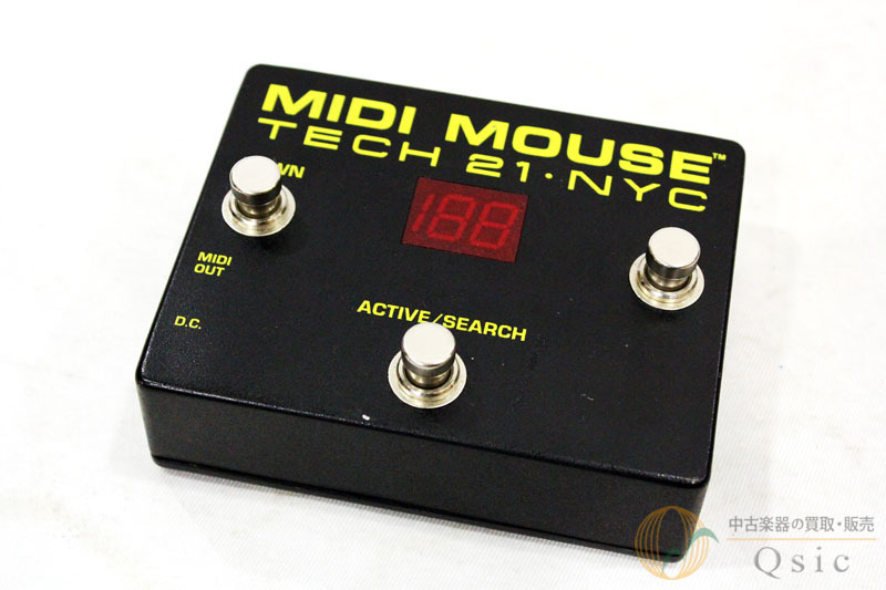 Tech 21 MIDI MOUSE [UE797]