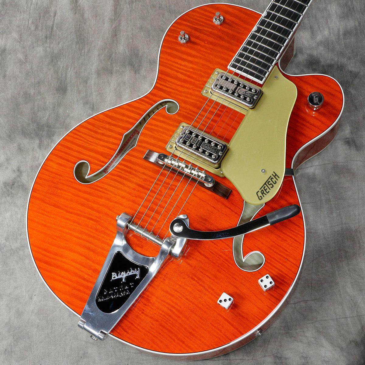 Gretsch G6120SSU Brian Setzer Nashville / Orange 【新宿店】