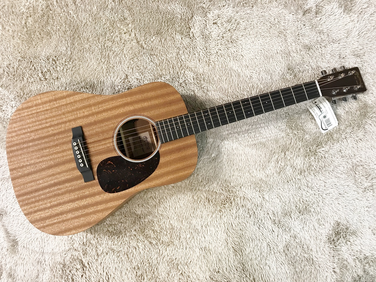 Martin Junior Series Dreadnought Jr. 2E Sapele 【展示入替特価】