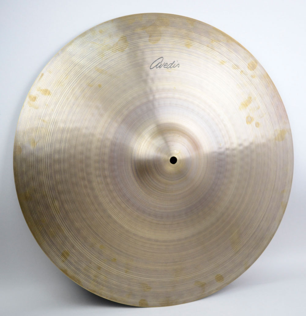 Zildjian A Avedis crash ride cymbal 20 inches Medium Thin NAZLAA20R