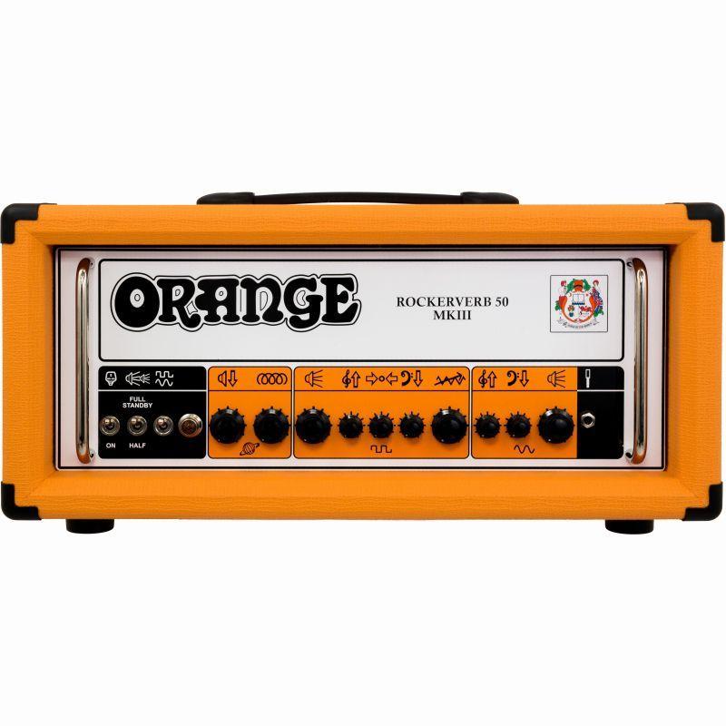 ORANGE Rockerverb 50 MKIII Head【新品】【】【お取り寄せ】