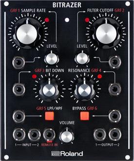 Roland BITRAZER - Modular Crushe