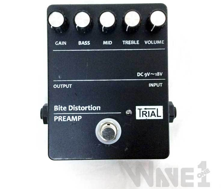 TRIAL Bite Distortion PREAMP