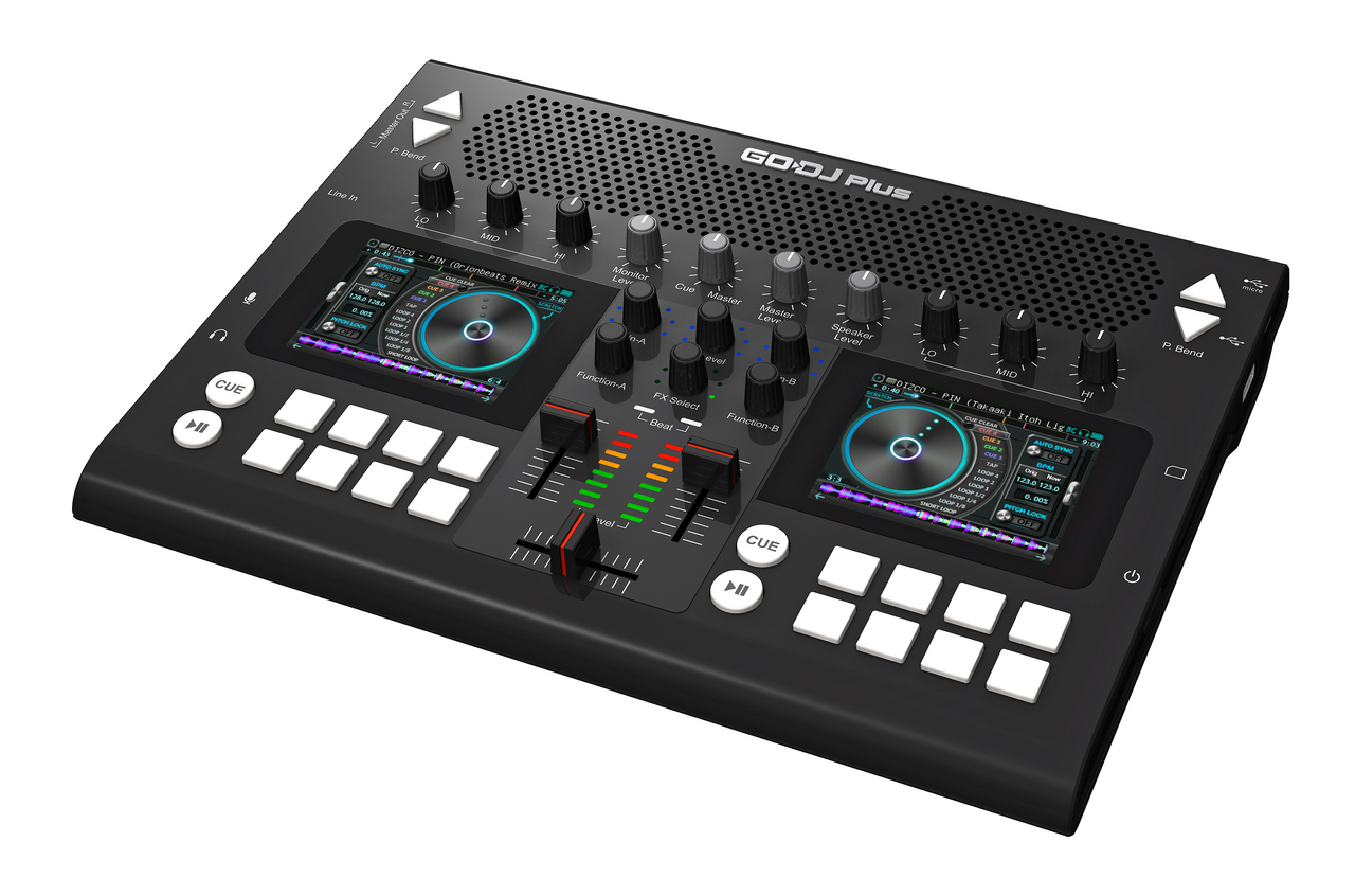 MONSTER GODJ-PLUS BLK