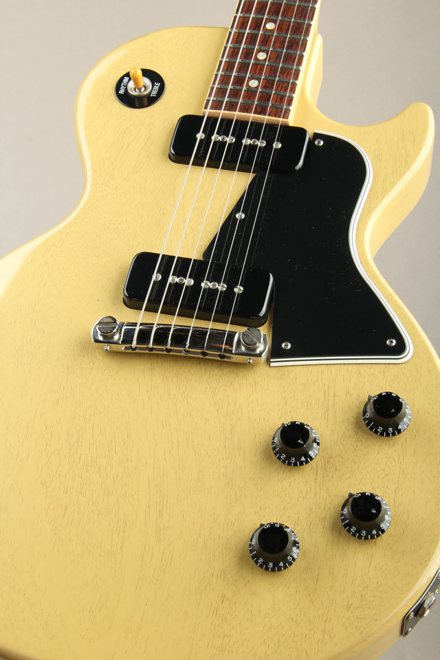 Gibson Custom Shop Histroric Collection 1960 Les Paul Special Single Cut TV Yellow 2007