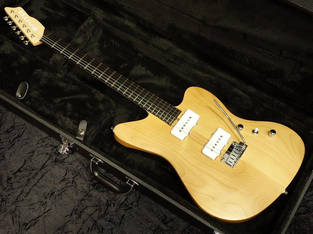 SAITO GUITARS S-622JMC Alder Naked [Rockin 'large-End Sale!]