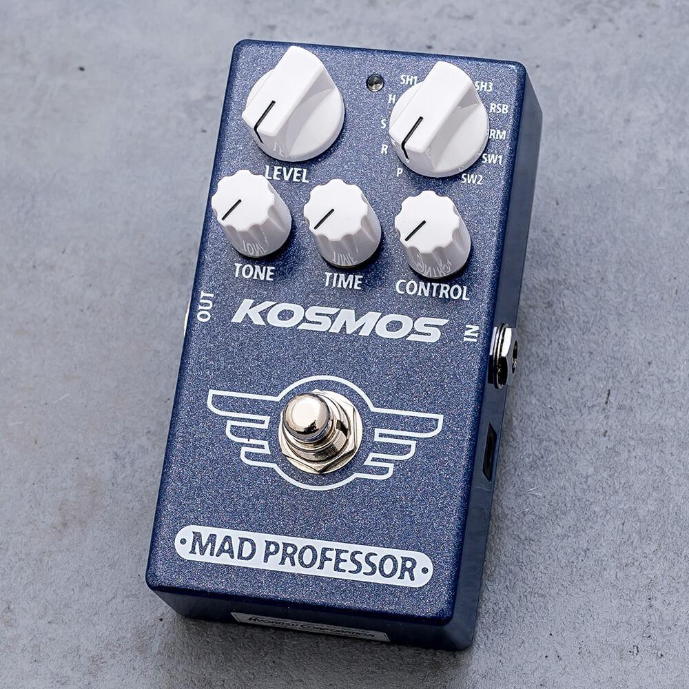 MAD PROFESSOR KOSMOS【11種類のリバーブサウンドを収録!!】
