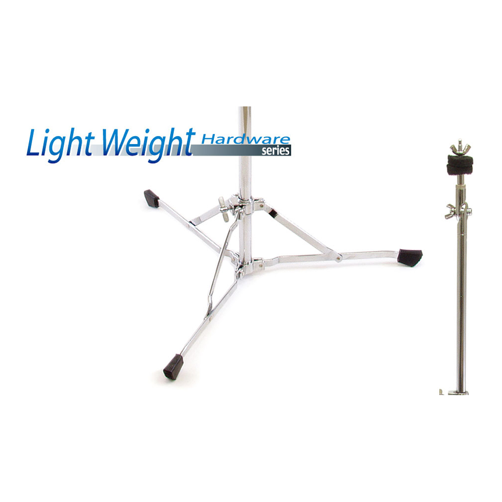 canopus [convenient! to carry] CCS-1F Flat Base Cymbal Stand [!]