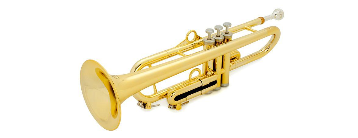 pInstruments pTrumpet hyTech [plastic] Gold [instant delivery]
