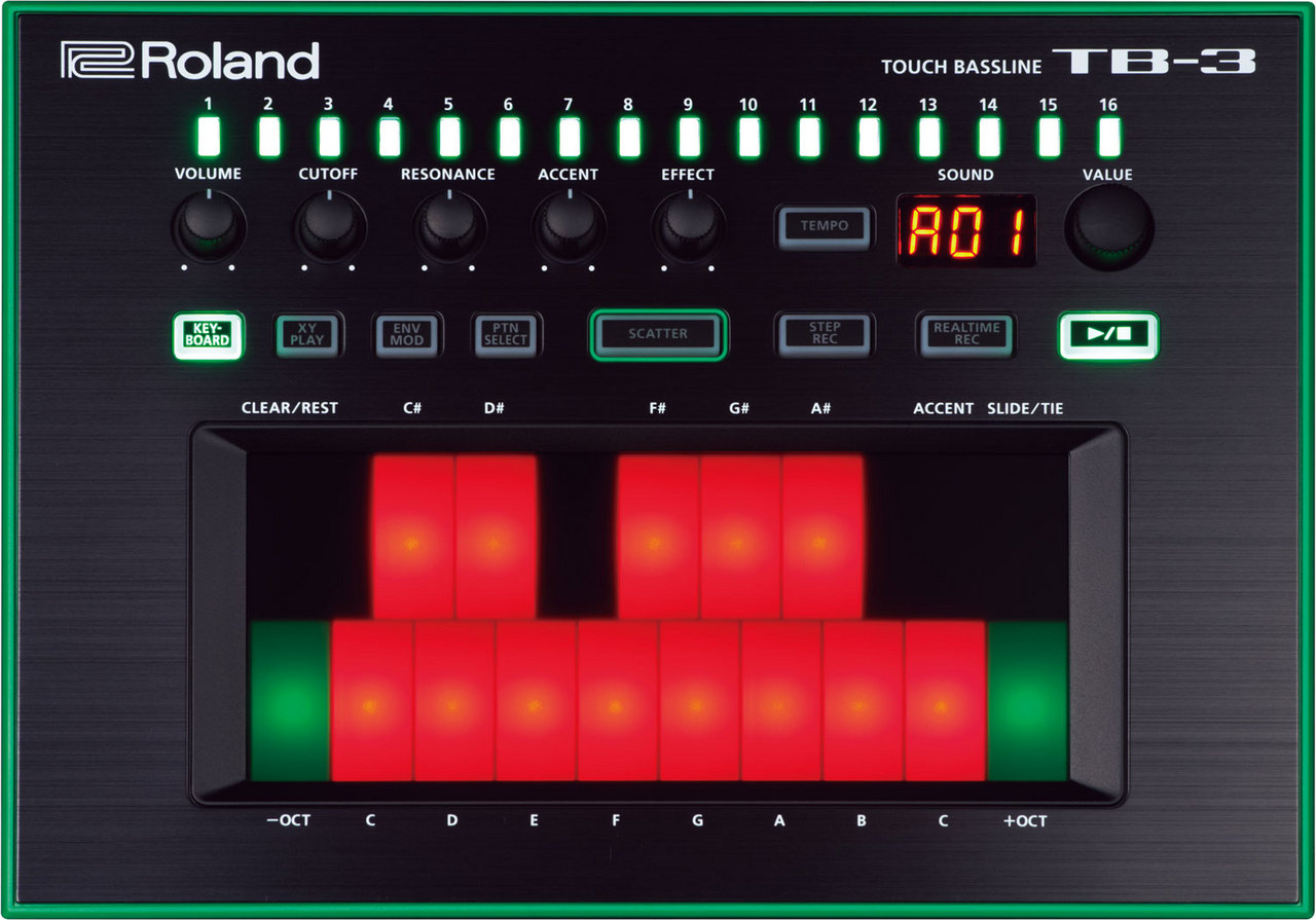 Roland [New Specials] TB-3 / base module /