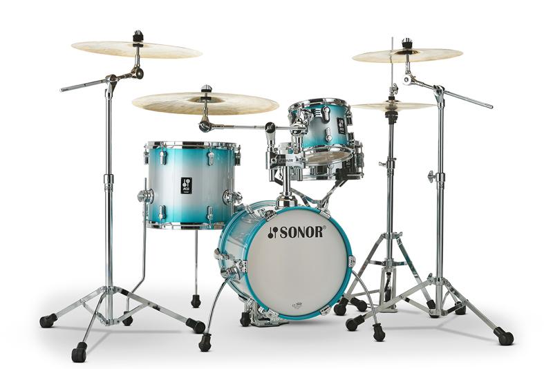 Sonor AQ2 MARTINI Set lacquer finish [SONOR drum new series!] [!]