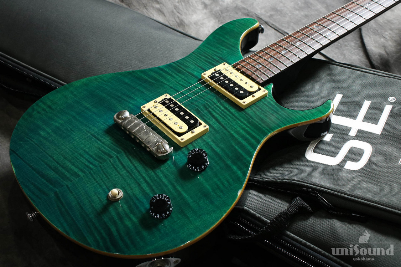 Paul Reed Smith(PRS) SE Custom22 Green