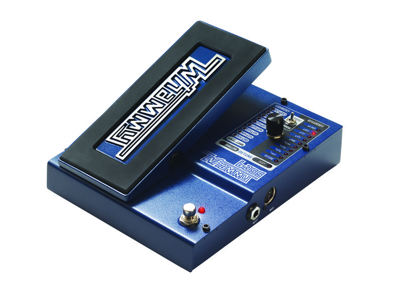DigiTech Bass Whammy / pitch shifter / down tuning / detuning