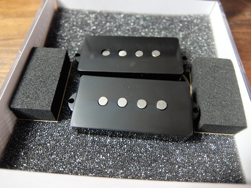 LOLLAR PICKUPS Precision Bass
