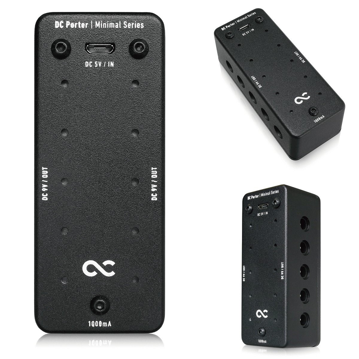 ONE CONTROL Minimal Series DC Porter All In One Pack power distributor [Shinjuku]